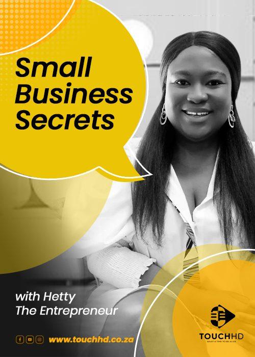 Small Business Secrets Portrait